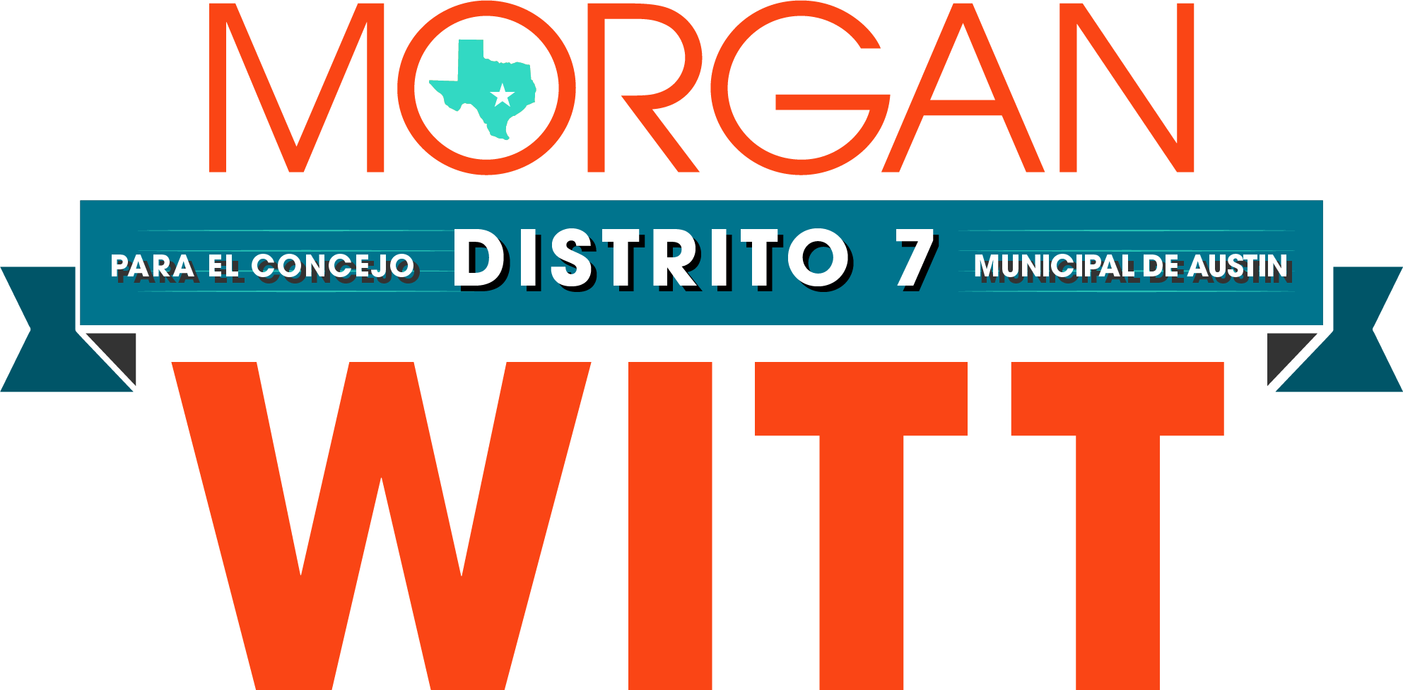 Morgan Witt for District 7